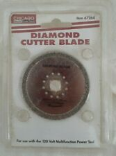 Diamond Cutter Blade Chicago Electric Power Tools Item 67264