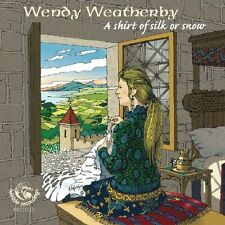 Wendy Weatherby Shirt of Silk or Snow bonny hind scotish traditional folk cello