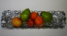 Arthur Court Vintage Fruit/Bread Tray- signed, 1993