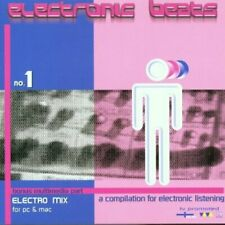Electronic Beats 1 (2001) Cool, Classic Robots, Beat Agents, Space Indian.. [CD]