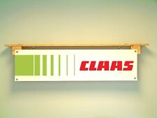 CLAAS tractor nfixup Bannières-agricultual Equipment atelier PVC sign