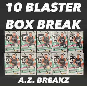 PHILADELPHIA 76ERS - 2020-21 NBA OPTIC BASKETBALL - 10 BLASTER BOX BREAK #1