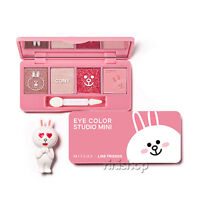 [MISSHA] LINE FRIENDS Edition Eye Color Studio Mini #1.Cony Pink 7.2g Rinishop