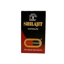 Dabur Shilajit 100 Caps For Vigour & Health Ayurvedic
