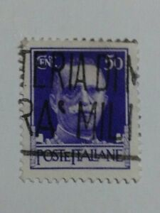 Italy Stamps - 50 - Cent