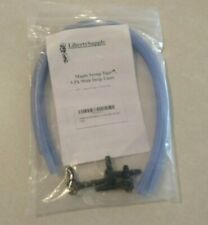 3 New Maple Tree Taps With Blue Drop Lines / Sap spouts Liberty Supply New