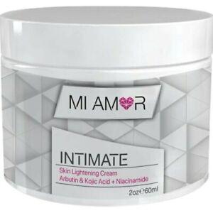 Intimate Lightening Cream Advanced Brightening Whitening Gel Anal Vaginal Nipple