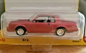 Racing Champions Mint 1986 Buick Regal T-Type 1:64 Diecast Car VerC R1 #5