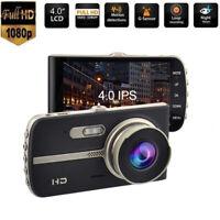 """XGODY 4"""" Auto Car DVR Telecamera Retromarcia Videoregistratore G-Sensor Dash Cam"""