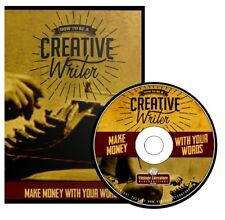Creative Writing ~ How To Make Money With Your Words ~ DVD Gift Set