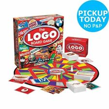 The Logo Complete Strategy Modern Board & Traditional Games