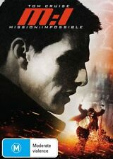 Mission Impossible (1996) Tom Cruise - NEW DVD - Region 4