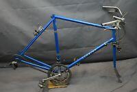 1978 Schwinn LeTour III Vintage Touring Road Bike Frame Large 58cm Steel Charity