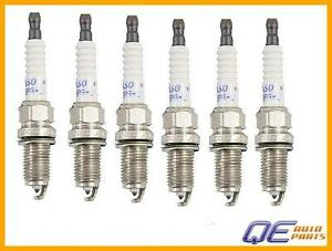 Set Of 6 Acura RL Spark Plugs PK16PRL11 Denso Dbl Platinum