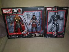 Marvel Legends - Ten Years - Thor & Sif And Ultron
