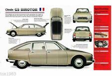 Catalogues de pièces automobiles GS