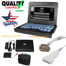 USA Digital Ultrasound Scanner Portable Laptop Machine,Linear Probe CE FDA 2018