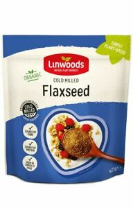 Linwoods Organic Milled Flaxseed - 425g