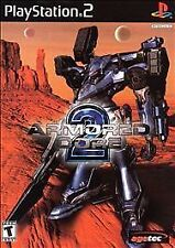 Armored Core 2 (Sony PlayStation 2, 2000)