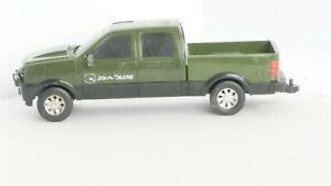 John Deere Green Pickup Truck Ertl Farm