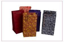Paper Bags with Handles Bulk,16x11x3.5 Inch 10 Pack,Bagmad Large Kraft Paper