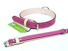 DOG COLLARS FUSION LEATHER by Paws