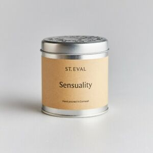 St Eval Candle Company Scented Tin Candle Sensuality