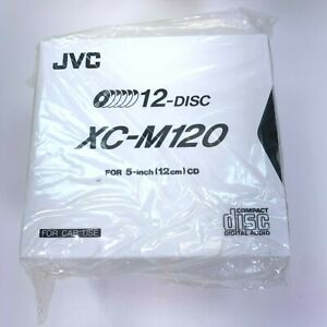 Compact Disc Magazine for Car Stereo JVC XC-M120 12 Disc Magazine Cartridge