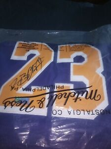 LeBron James Autographed Lakers Jersey With European Authentication