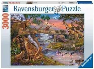 Animal Kingdom 3000pc Jigsaw Puzzle