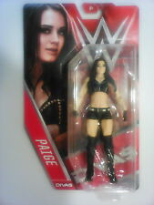 WWE Superstar Diva Paige Mattel Action Figure New!