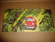 Ford 1972-73 UK Market Sales Brochure Escort Cortina Capri Consul Granada