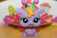 LPS Littlest Pet Shop Figur Fee #2729 Lilac Fairy leuchtend