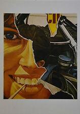 Pop Art verschiedene Motive - Neu 12 Fritz Köthe 70er Jahre Kunst-Postkarte