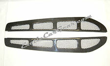 Carbon Fiber Rear Window louvers Ferrari 360 spider Challenge/Stradale F1
