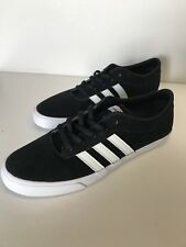 adidas Original Mens Sellwood Black Skateboarding Shoes 10.5 Bb8698 In Ugly-Box