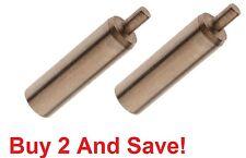 (2 pack) GM TH-700R4/2004R/4L60-E Fluid Pump Slide Pivot Pin (8634097/65797)