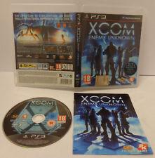 Console Game Gioco SONY Playstation 3 PS3 PAL ITALIANO X-Com  XCOM ENEMY UNKNOWN