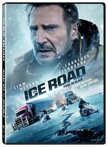 The Ice Road - Action Adventure Drama (2021) DVD