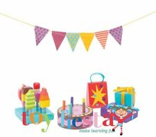 Le Toy Van Party Time Dolls House Accessories on