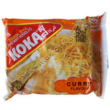 KOKA ORIENTAL STYLE INSTANT NOODLES CURRY FLAVOUR - 30 PACKETS