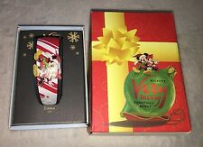 (1) DISNEY Mickey's Very Merry Christmas Magic Band Limited Link-it-Later 2014