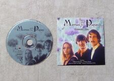 "CD AUDIO / MAMAS & THE PAPAS - DREAMIN' LIVE ""50 YEARS OF GOLDEN GREATS"" BC 040"