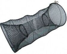 Prawn Cray Live Fish Fishing Trap Lobster Crab Shrimp Bait Cage Fishing Net Pot