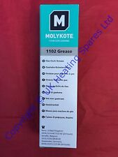 Molykote 1102 Gas Cock Grease 50G Tube Dow Corning