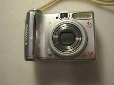 canon powershot camera   a540          b1.02
