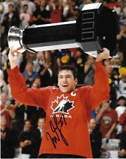 Team Canada Milan Lucic Autographed Signed 8x10 Photo COA #1