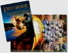 2003 LORD OF THE RINGS COINS, 18 x 50 CENTS COIN SET NEW ZEALAND , !!!!RARE!!