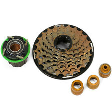 Hope Downhill DH Cassette 7 Speed w/ Pro 4 Freehub Body Conversion Kits New