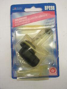 """Wagner BP898 Fog Light Bulb  12V T-3 1/4 Bulb 13/32"""" (10mm) Dia"""